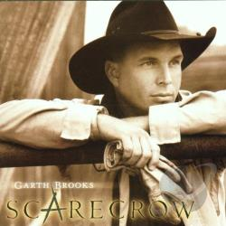Brooks, Garth - Scarecrow CD Cover Art