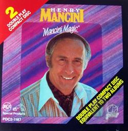 Mancini, Henry - Mancini Magic CD Cover Art