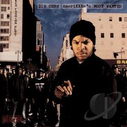 Ice Cube - AmeriKKKa's Most Wanted CD Cover Art