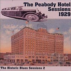 Historic Blues Sessions, Vol. 2 CD Cover Art