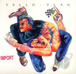 Yello - Flag CD Cover Art