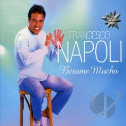 Napoli, Franceso - Besame Mucho CD Cover Art