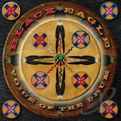 Black Eagle - Voice of the Drum CD Cover Art