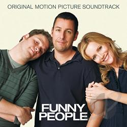 Funny People CD Cover Art