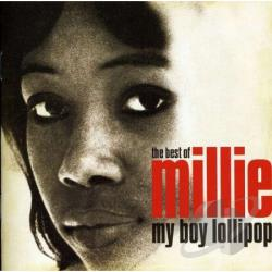 Millie - My Boy Lollipop: The Best Of Millie Small CD Cover Art