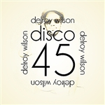 Wilson, Delroy - Disco 45 DB Cover Art