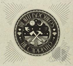 Avett Brothers - Carpenter CD Cover Art
