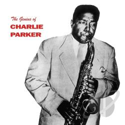 Parker, Charlie - Genius of Charlie Parker LP Cover Art