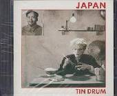 Japan - Tin Drum CD Cover Art