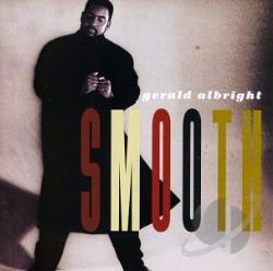 Albright, Gerald - Smooth CD Cover Art