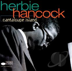 Hancock, Herbie - Cantaloupe Island CD Cover Art
