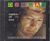 Ray, Don - Garden Of Love CD Cover Art
