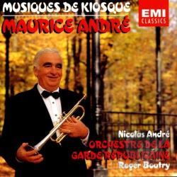 Andrt / Boutry / Garde Rtpublicaine - Musiques De Kiosque CD Cover Art