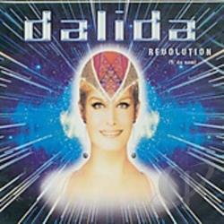 Dalida - Revolution CD Cover Art