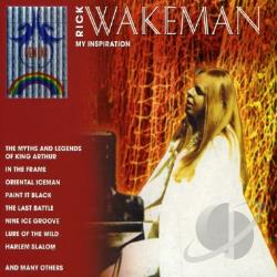 Wakeman, Rick - My Inspiration CD Cover Art