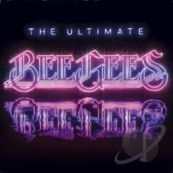 Bee Gees - Ultimate Bee Gees CD Cover Art