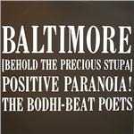 Bodhi Beat Poets - Baltimore DB Cover Art