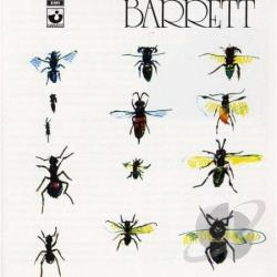 Barrett, Syd - Barrett CD Cover Art