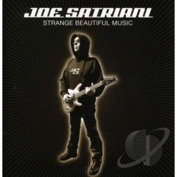 Satriani, Joe - Strange Beautiful Music CD Cover Art