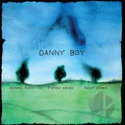 Donkin, Phil / Keogh, Stephen / Simon, Edward - Danny Boy CD Cover Art