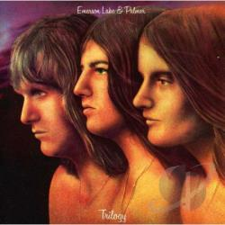 Emerson, Lake, And Palmer - Trilogy CD Cover Art