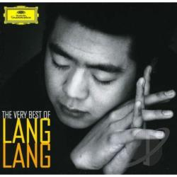 Lang Lang - Very Best Of CD Cover Art