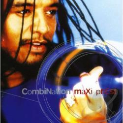 Priest, Maxi - CombiNation CD Cover Art