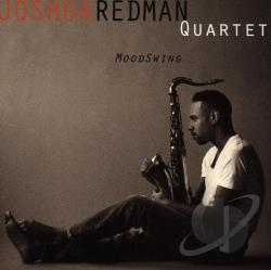 Joshua Redman Quartet - MoodSwing CD Cover Art