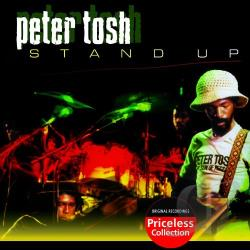 Tosh, Peter - Stand Up CD Cover Art
