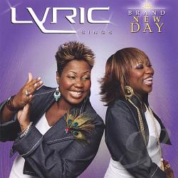 LyricSings - Brand New Day CD Cover Art