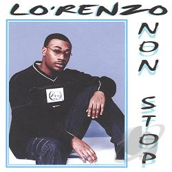 Simply Lorenzo - Non-Stop CD Cover Art