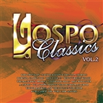 Gospo Classics, Vol. 2 CD Cover Art