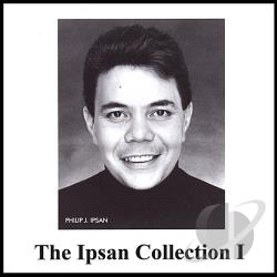 Ipsan, Phil - Ipsan Collection 1 - Jazz CD Cover Art