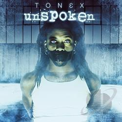 Tonex - Unspoken CD Cover Art