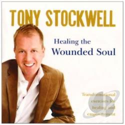 Stockwell, Tony - Healing the Wounded Soul CD Cover Art