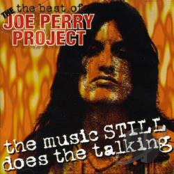 Perry, Joe Project - Best of the Joe Perry Project: The Music Still Does the Talking CD Cover Art