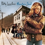 Loveless, Patty - Mountain Soul CD Cover Art