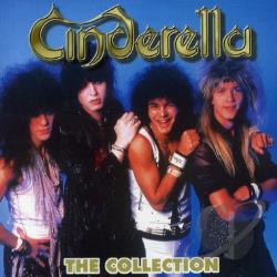 Cinderella - Collection CD Cover Art