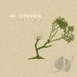 Difranco, Ani - Reprieve CD Cover Art