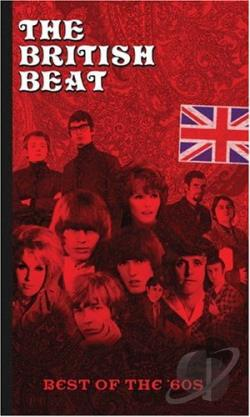 British Beat: Best Of The '60s CD Cover Art