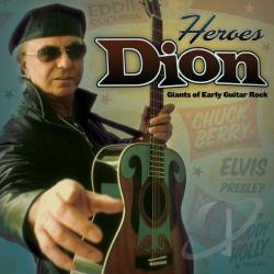 Dion - Heroes: Giants of Early Guitar Rock CD Cover Art