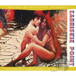 Zabriskie Point CD Cover Art