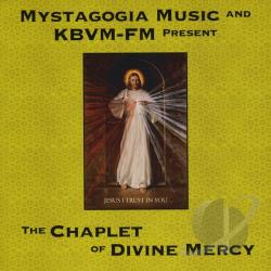 Lundquist, Kathleen - Mystagogia Music & KBVM-FM Present The Chaplet Of CD Cover Art