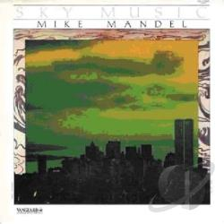 Mandel, Mike - Sky Music CD Cover Art