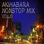 Team Akihabara - Akihabara Nonstop Mix Vol6 DB Cover Art