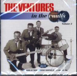 Ventures - In the Vaults, Vol. 2 CD Cover Art