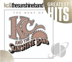 K.C. & The Sunshine Band - Best of KC & the Sunshine Band CD Cover Art