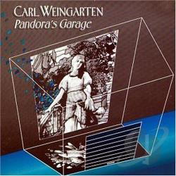Weingarten, Carl - Pandora's Garage CD Cover Art