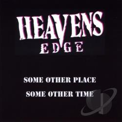 Heaven's Edge - Some Other Place Some Other Time CD Cover Art