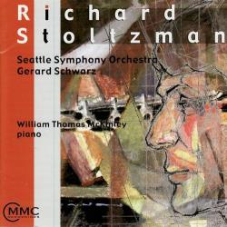 Stoltzman, Richard - Richard Stolzman Plays Jeffrey Nytch, Margaret Brouwer, M.B. Nelson, W.T. McKinley CD Cover Art